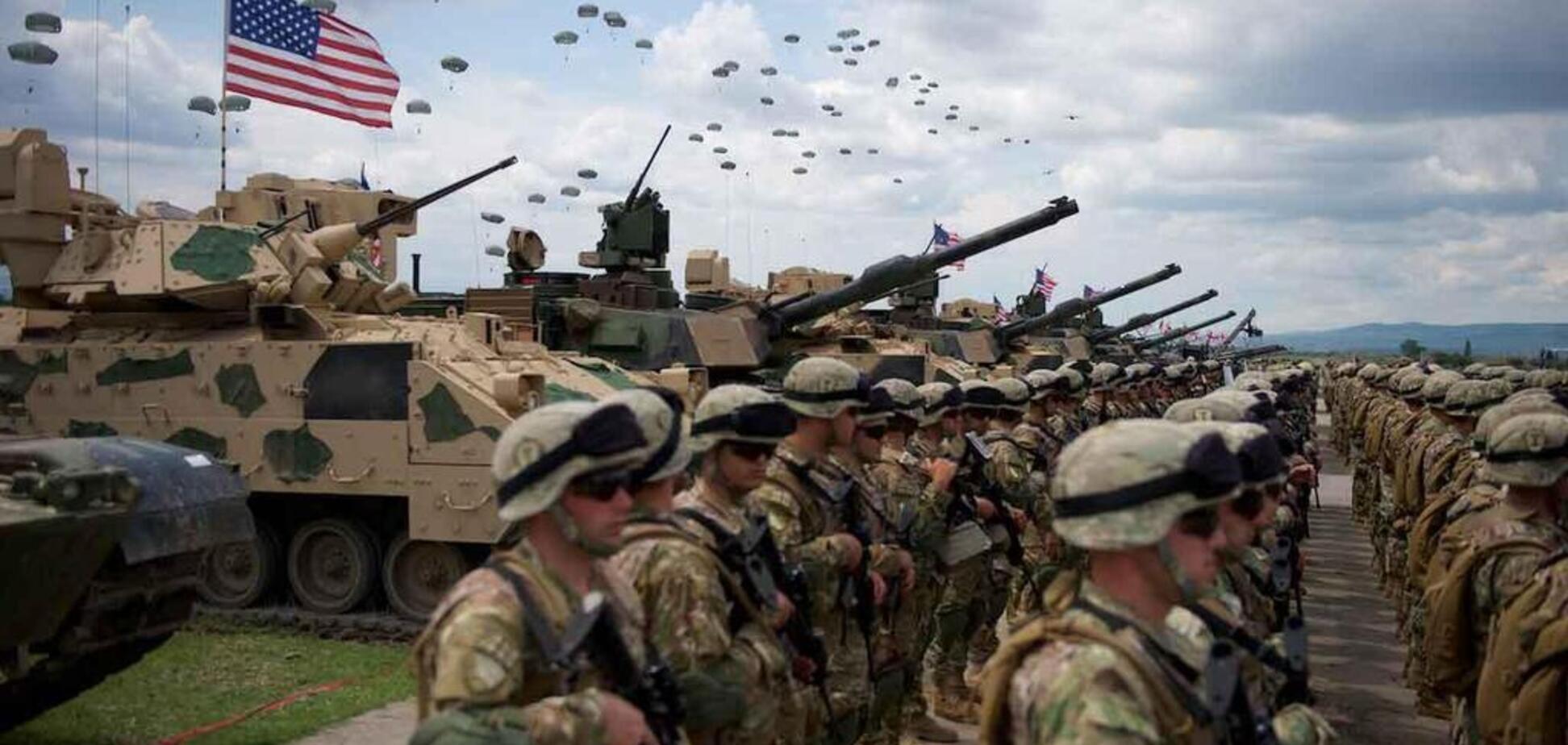 США и Россия столкнутся в бою? Названо потенциальное место начала войны