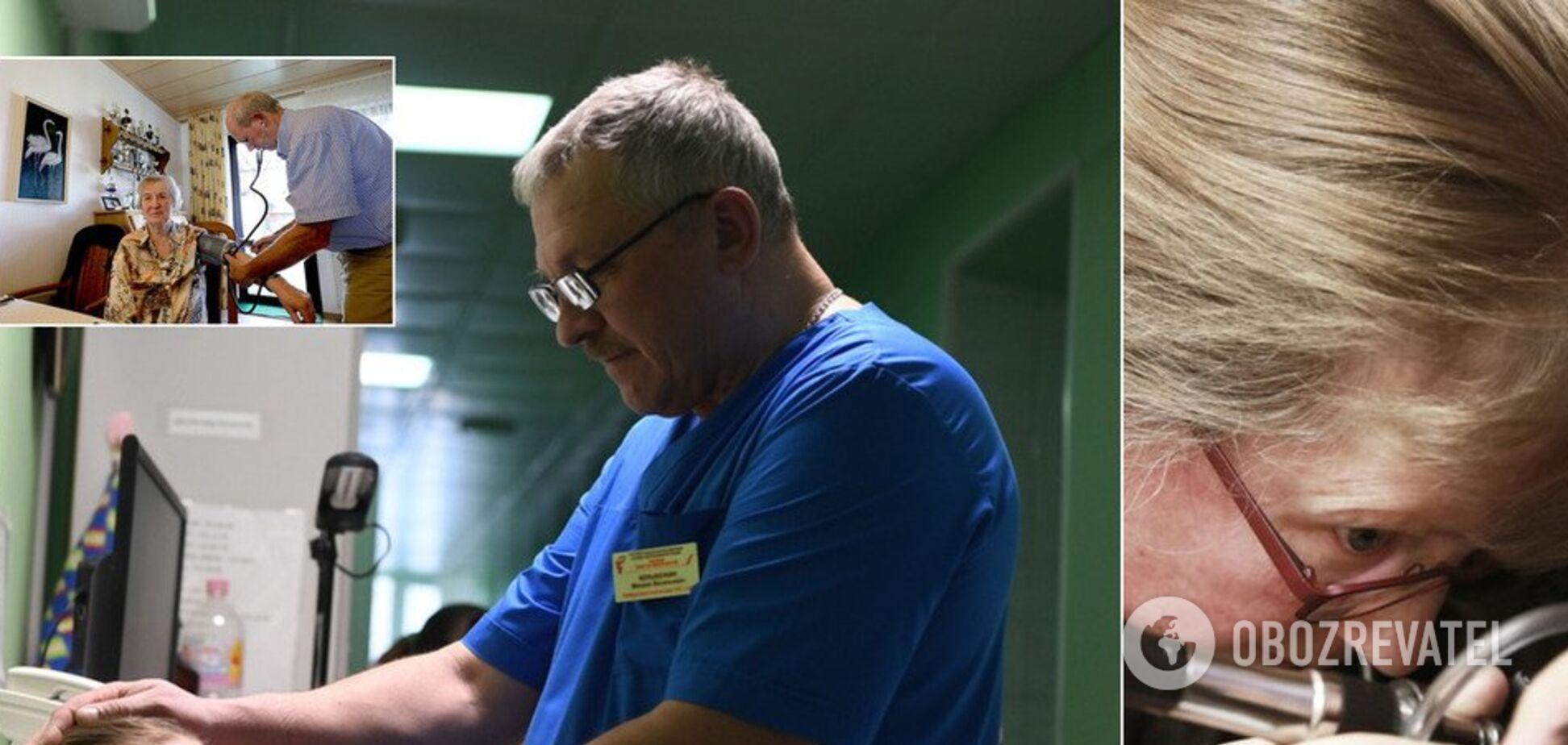 'Відкриєте рот — будете гавкати за парканом!' Українські лікарі обурилися злидарськими зарплатами і свавіллям у лікарнях