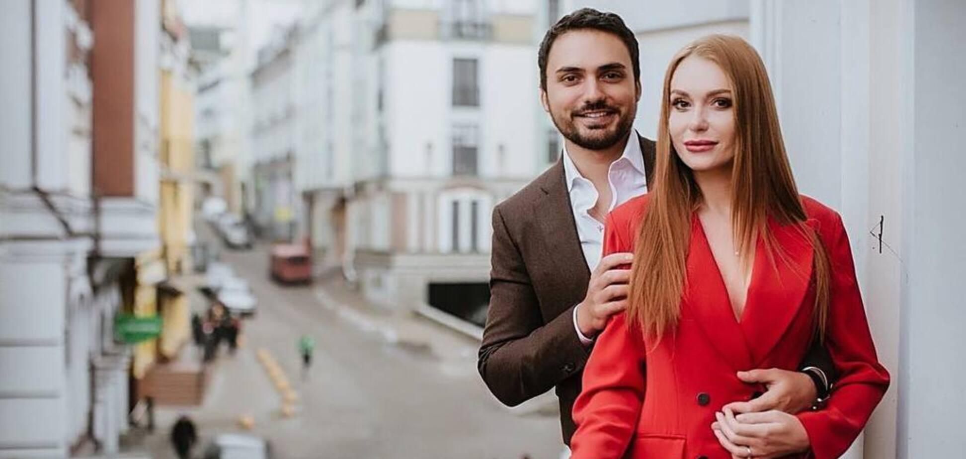 Слава Каминская разводится: как выглядела счастливая пара