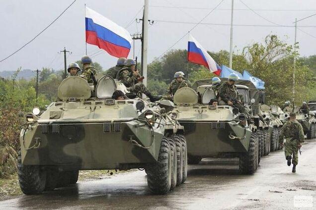 Вторжение РФ на Донбасс