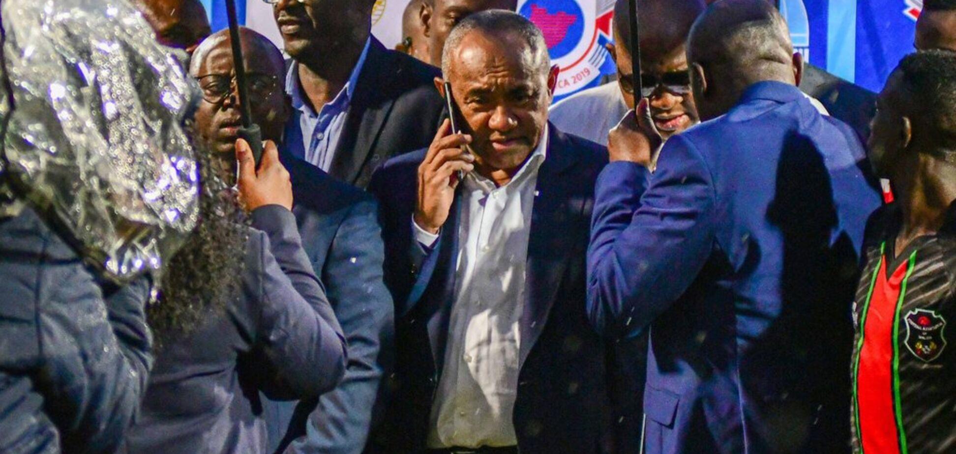 Арестован вице-президент ФИФА: что случилось