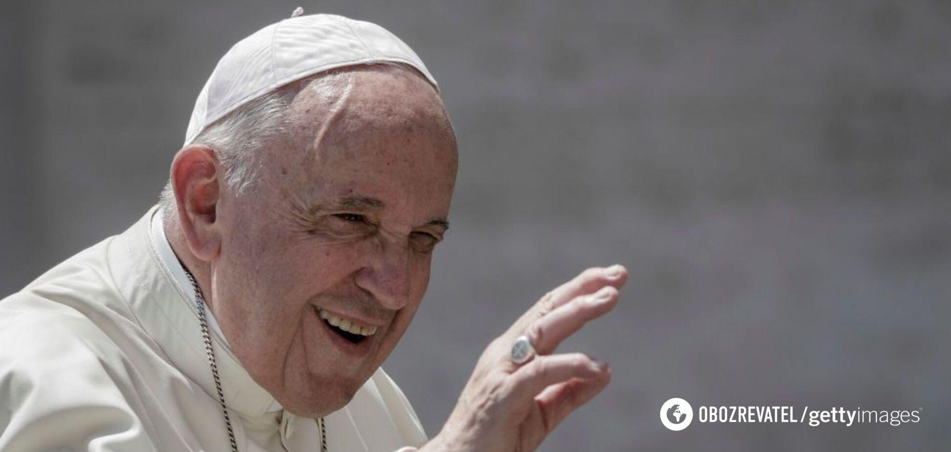 Рятували пожежники: з Папою Римським сталася надзвичайна подія