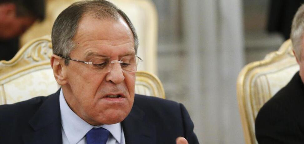 'Душитимуть росіян!' Лавров вибухнув публічними погрозами Україні