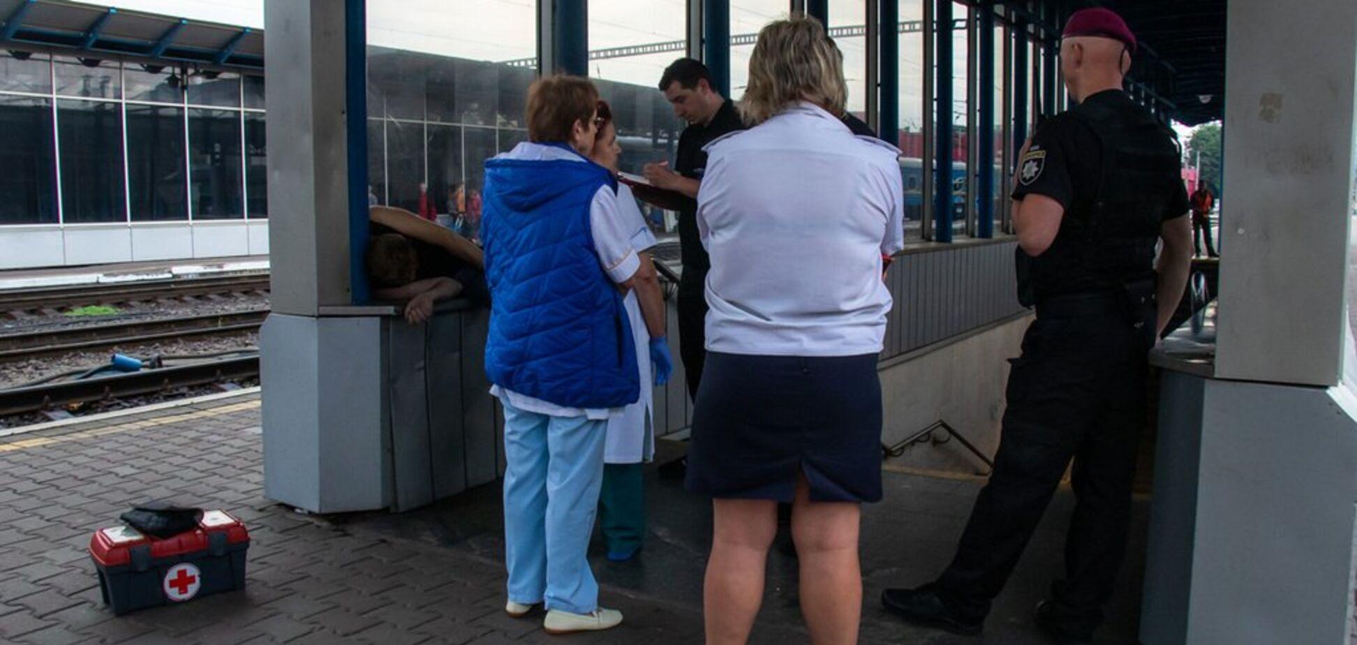 В Киеве на вокзале обнаружили труп: первые подробности