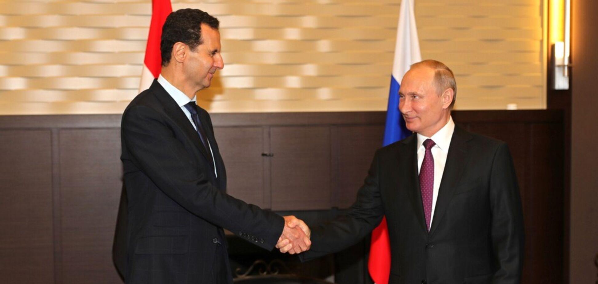 'Главный мясник': британский политик рассказал, почему Путин дружит с Сирией