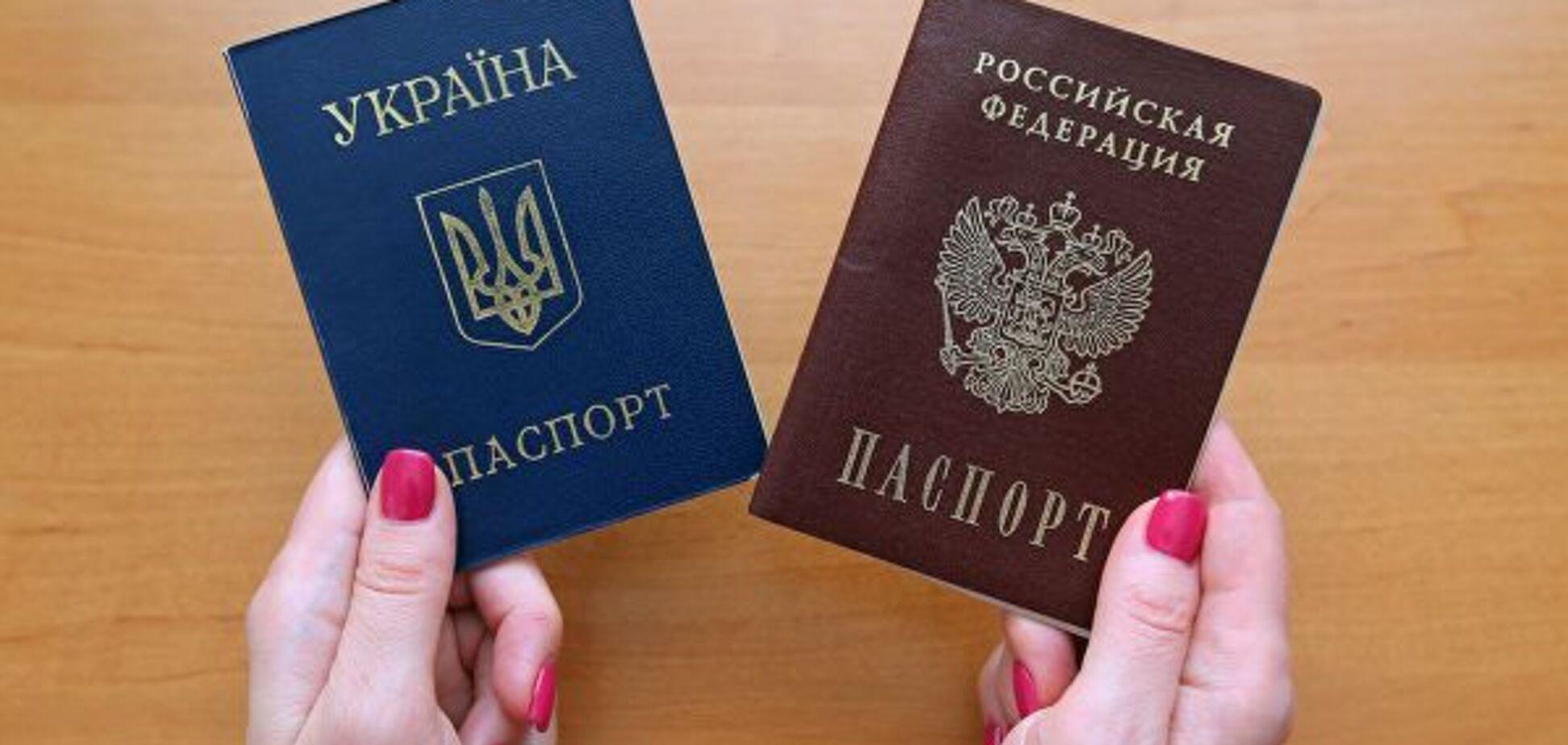 Паспортизация 'по-русски': план Путина реализовать не удается