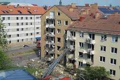 В Швеции прогремел мощный взрыв: все подробности