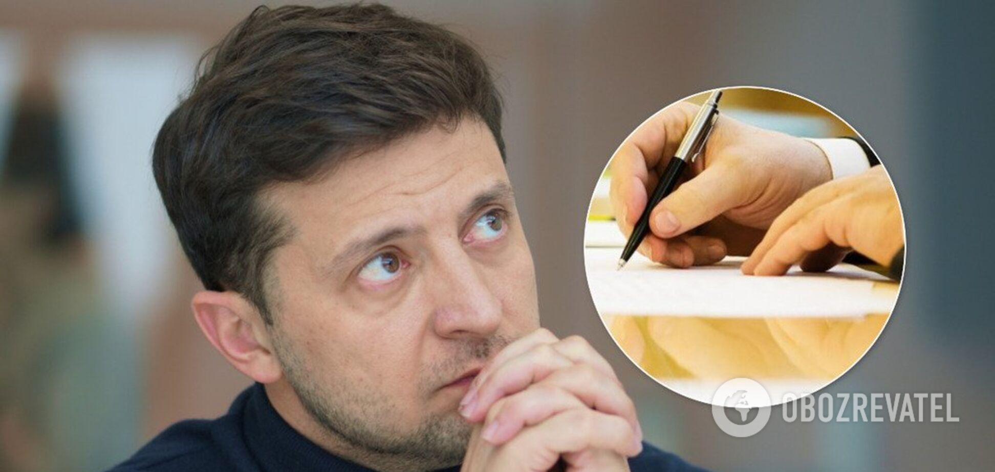 'Россия должна взять под контроль!' Зеленский вляпался в скандал из-за Донбасса