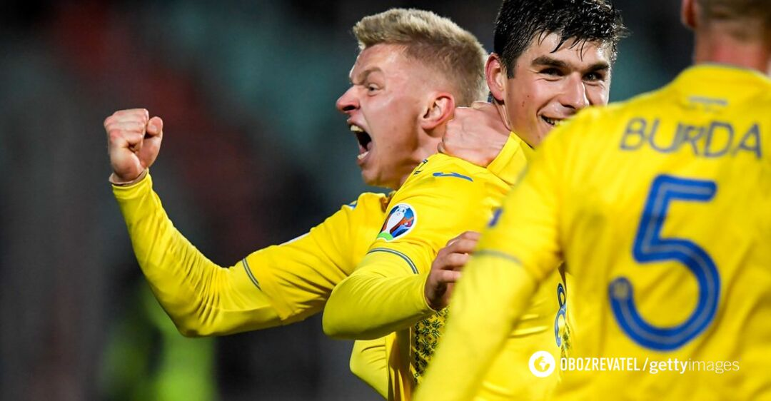 5:0! Украина добыла фантастическую победу в отборе Евро-2020