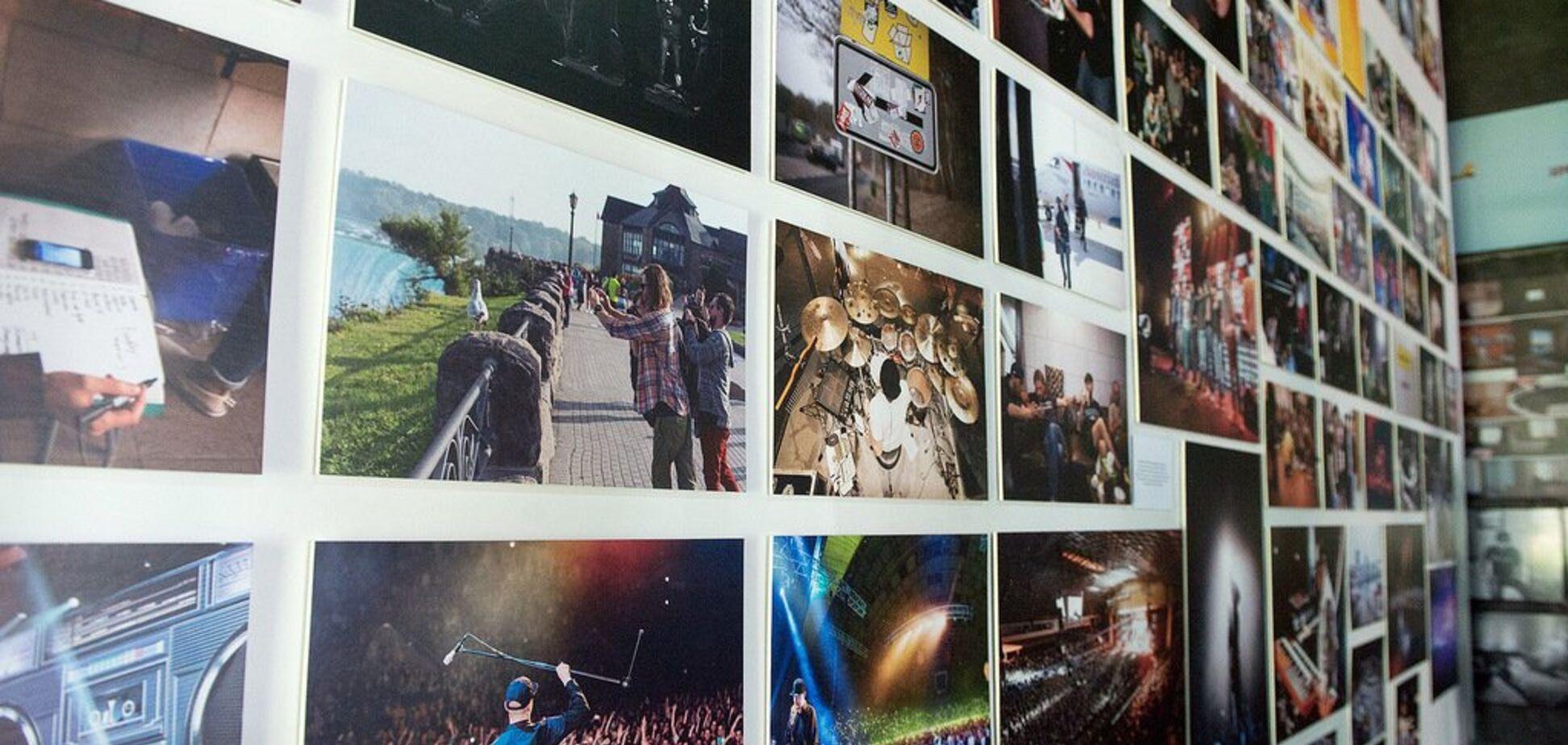 'Бумбокс' презентували унікальну  виставку історії гурту