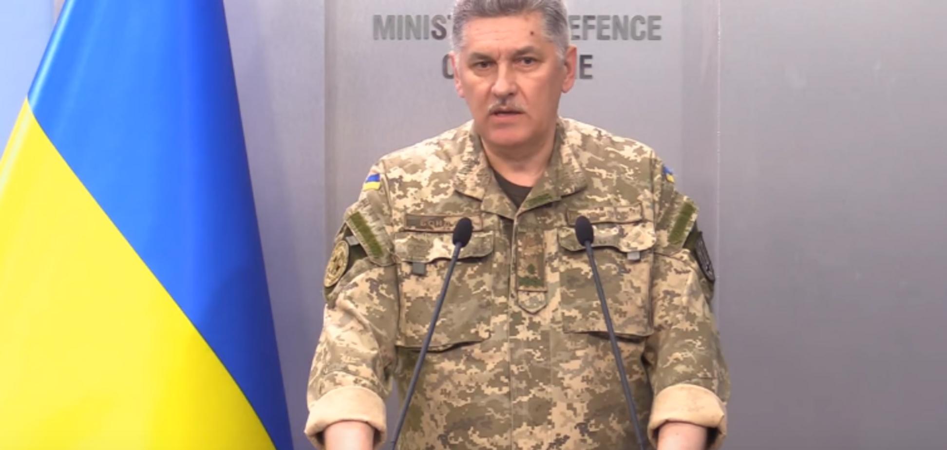 Не стрелять в ответ: в ООС ответили на скандальное заявление Кучмы по Донбассу