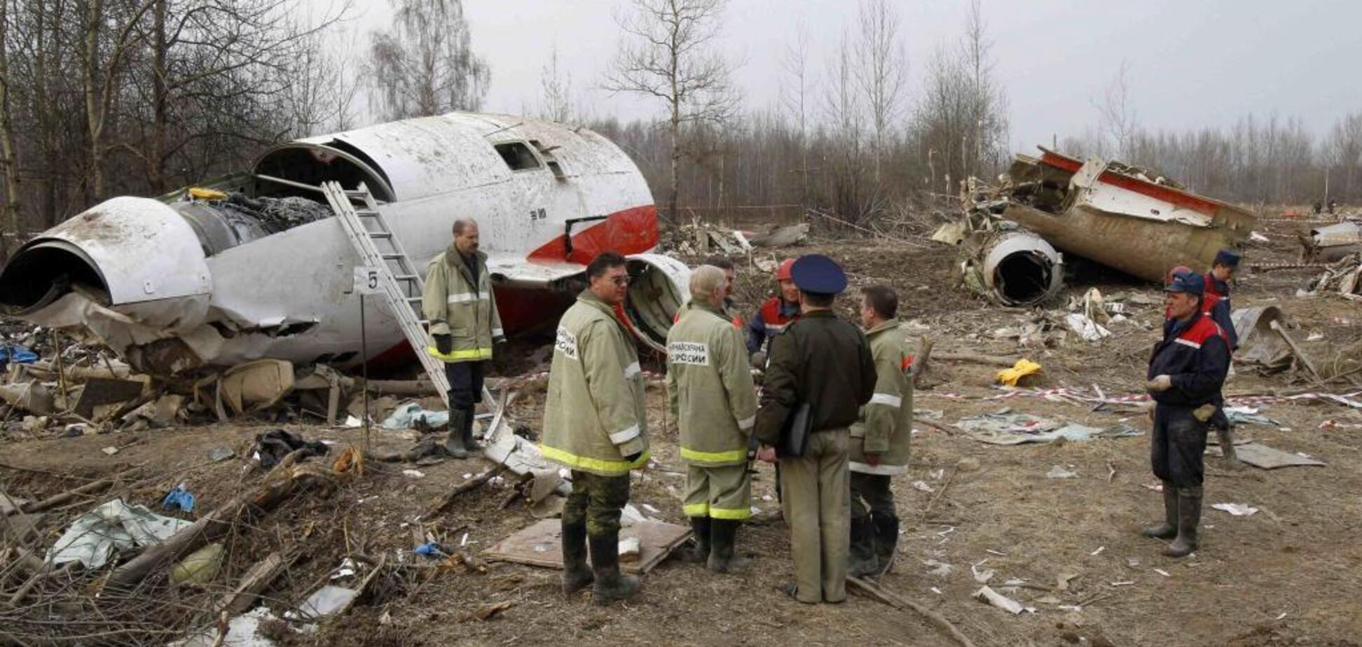 Смоленська катастрофа: Росію піймали на черговий підлій брехні