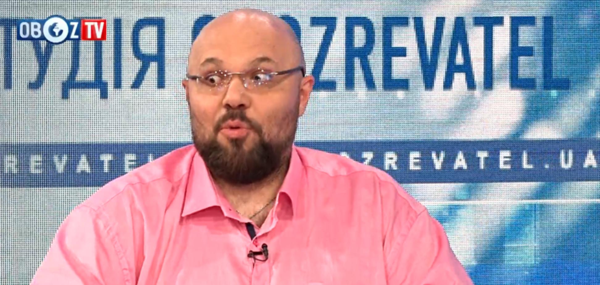 ''Он – невнятный'': продюсер отдал политическое предпочтение Монатику перед Вакарчуком