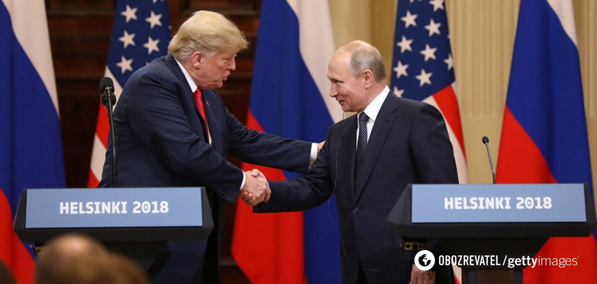 Будут мириться? Трамп назвал место и дату встречи с Путиным