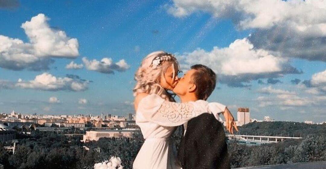 Алина Гросу вышла замуж - первые фото - новости шоубиз