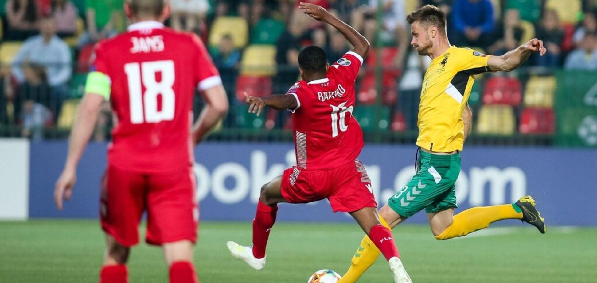 Конкуренты сыграли в пользу Украины: результаты отбора Евро-2020 7 июня