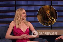 'Это 100% он!' Звезда 'Игры престолов' раскрыла правду об эпичном ляпе с кофе в сериале