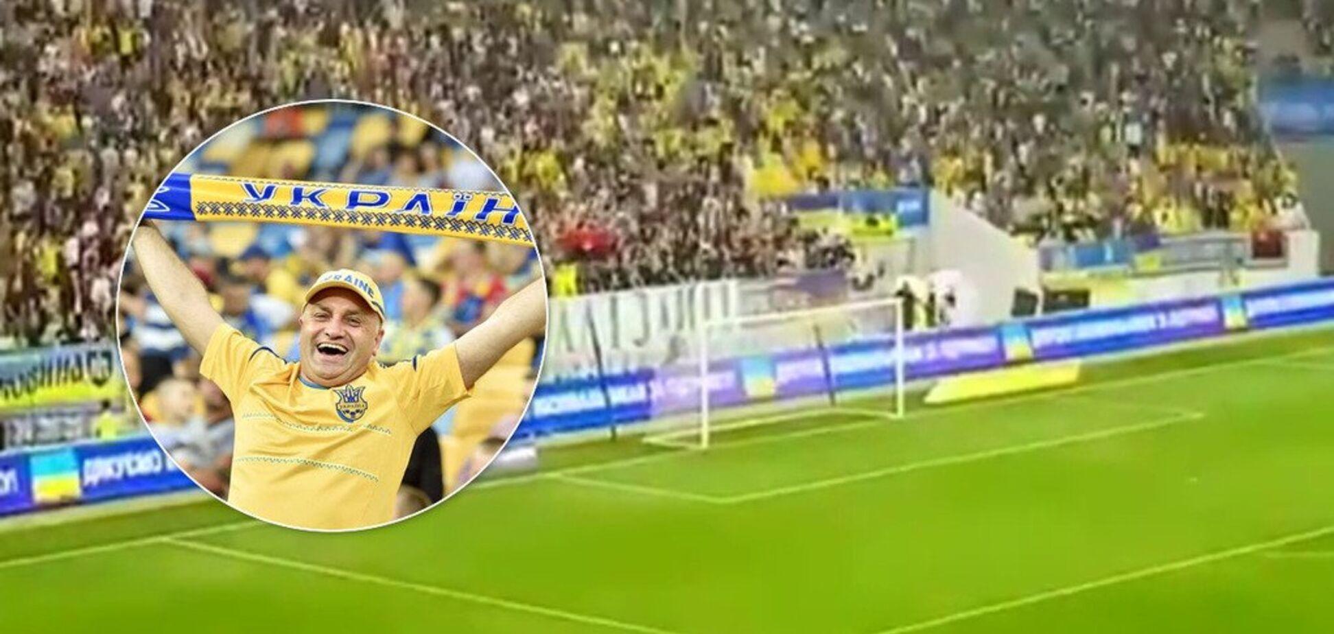 'Руська курва': українські фанати помстилися за любов до країни-агресора