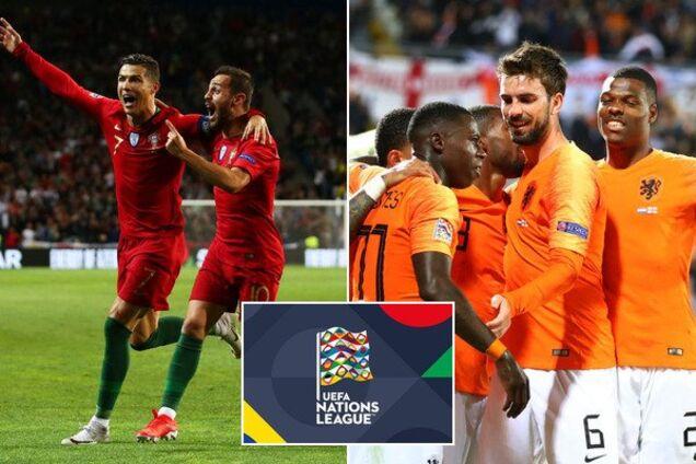 Где смотреть финал Лиги наций: расписание на ТВ