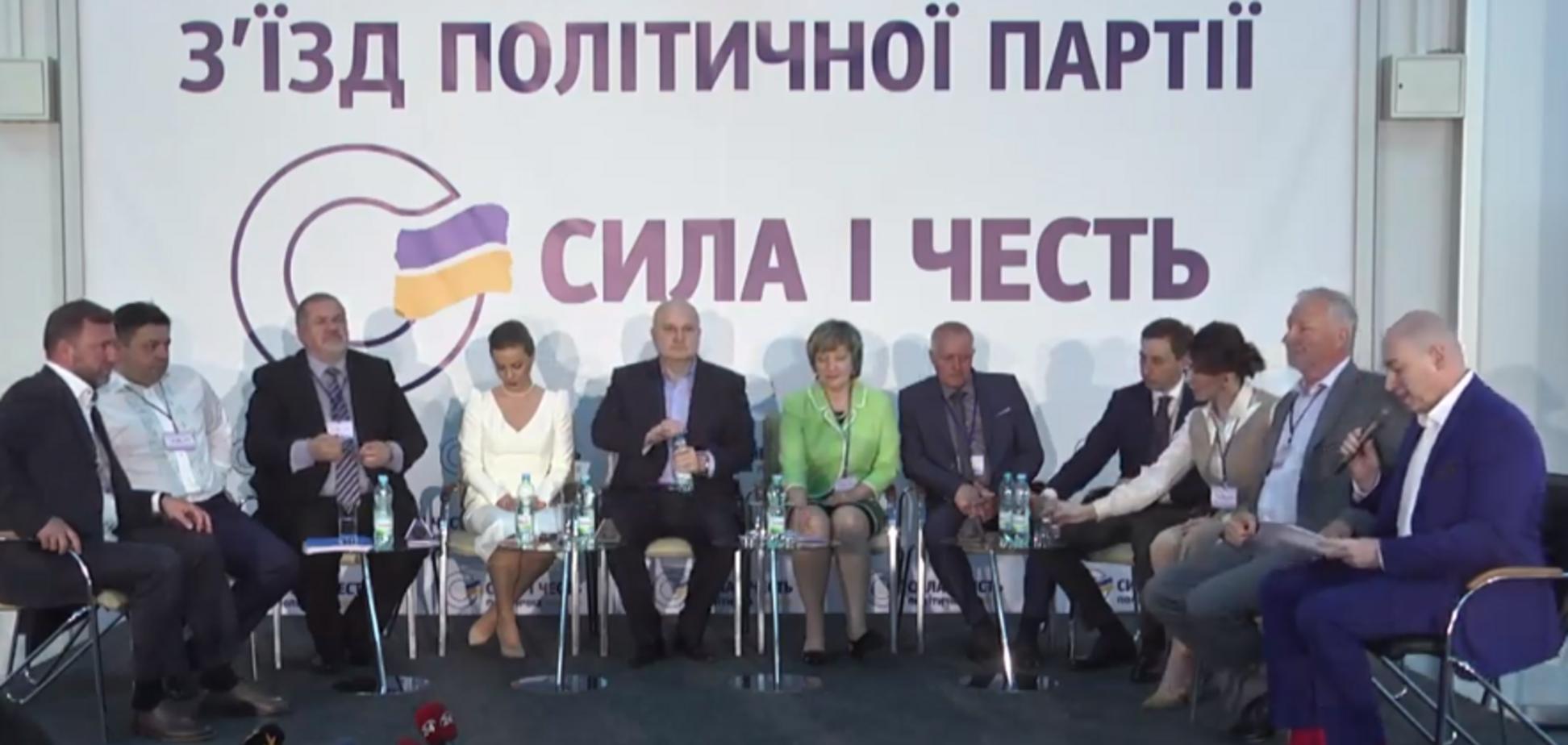 Коррупционеры, переобувшиеся и кучмисты: с кем Смешко идет на выборы в Раду