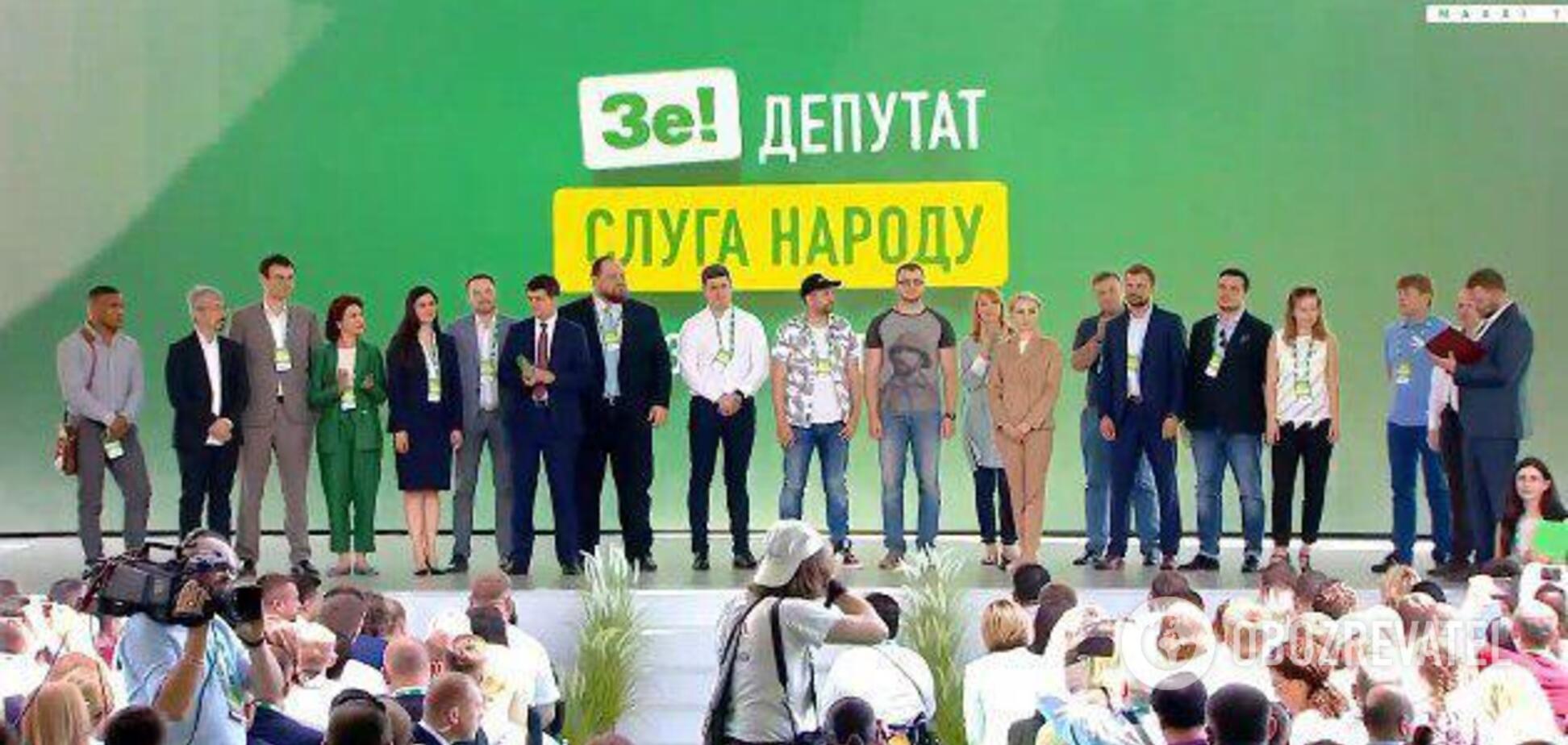 100 друзей Зеленского: с кем 'Слуга народа' идет в Раду