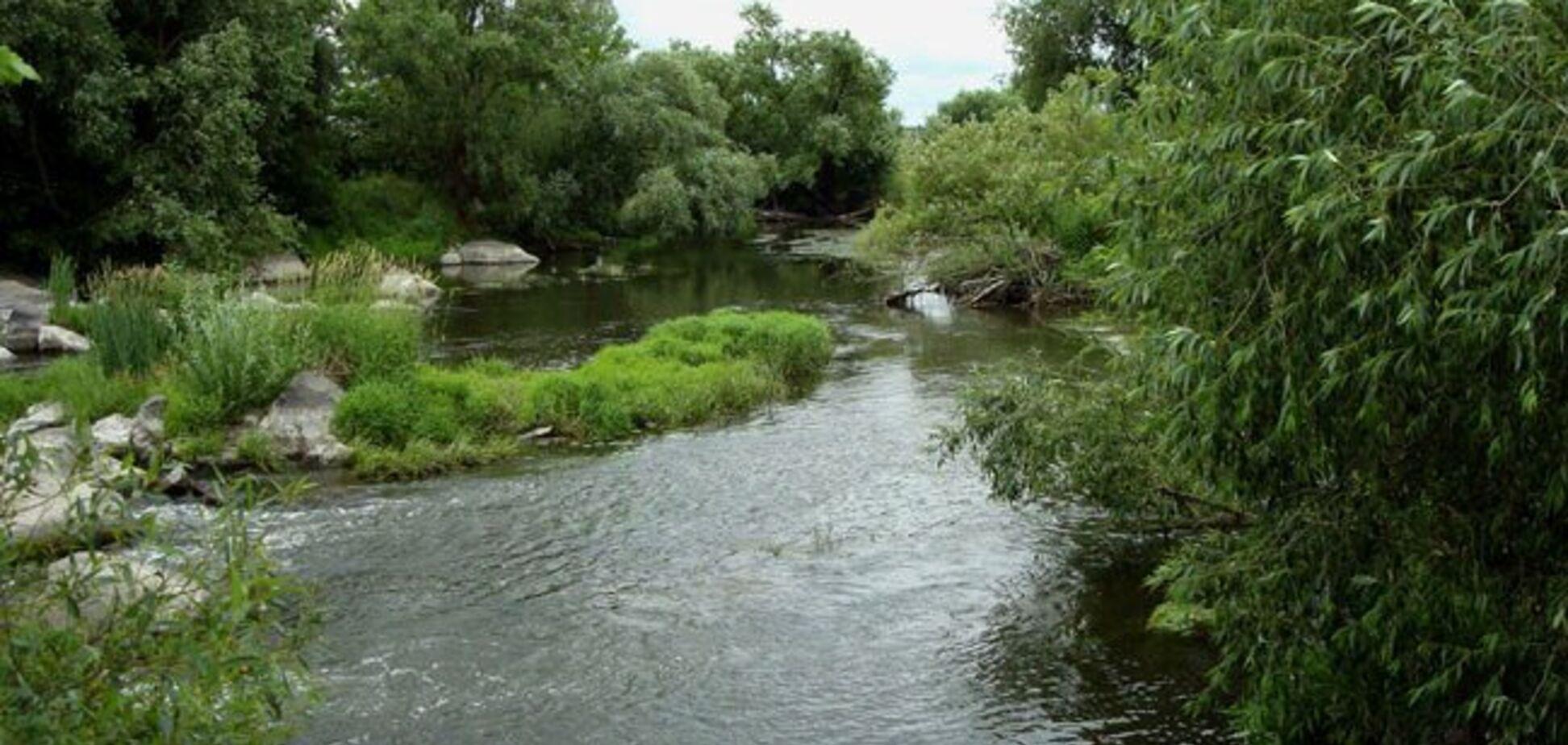 На Виннитчине грузовик с химикатами рухнул в реку