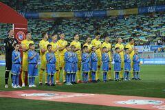 Украина – Люксембург: букмекеры назвали итоговый счет матча квалификации Евро-2020