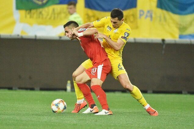 Украина-Сербия