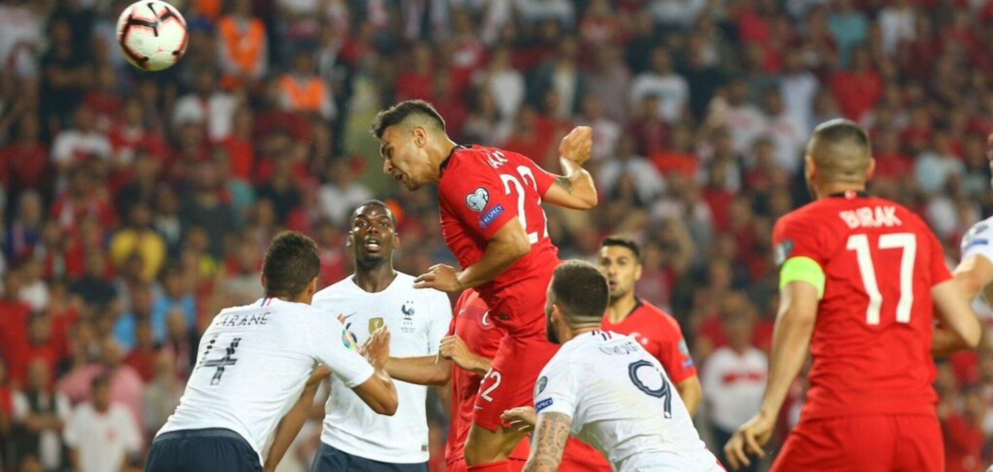 Сенсационный провал Франции и рекорд России: результаты отбора Евро-2020 8 июня