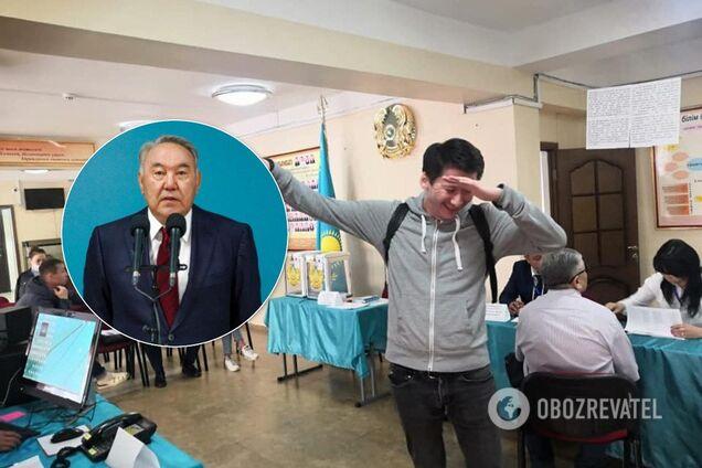 Вибори в Казахстані