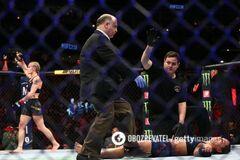 'Нокаут року!' Чемпіонка UFC 'вбила' суперницю божевільним ударом