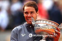 Визначився переможець Roland Garros