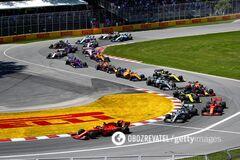 Формула-1: Гран-при Канады завершился скандалом