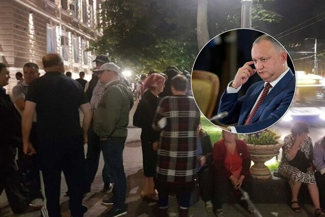 В Молдове взбунтовались против новых властей