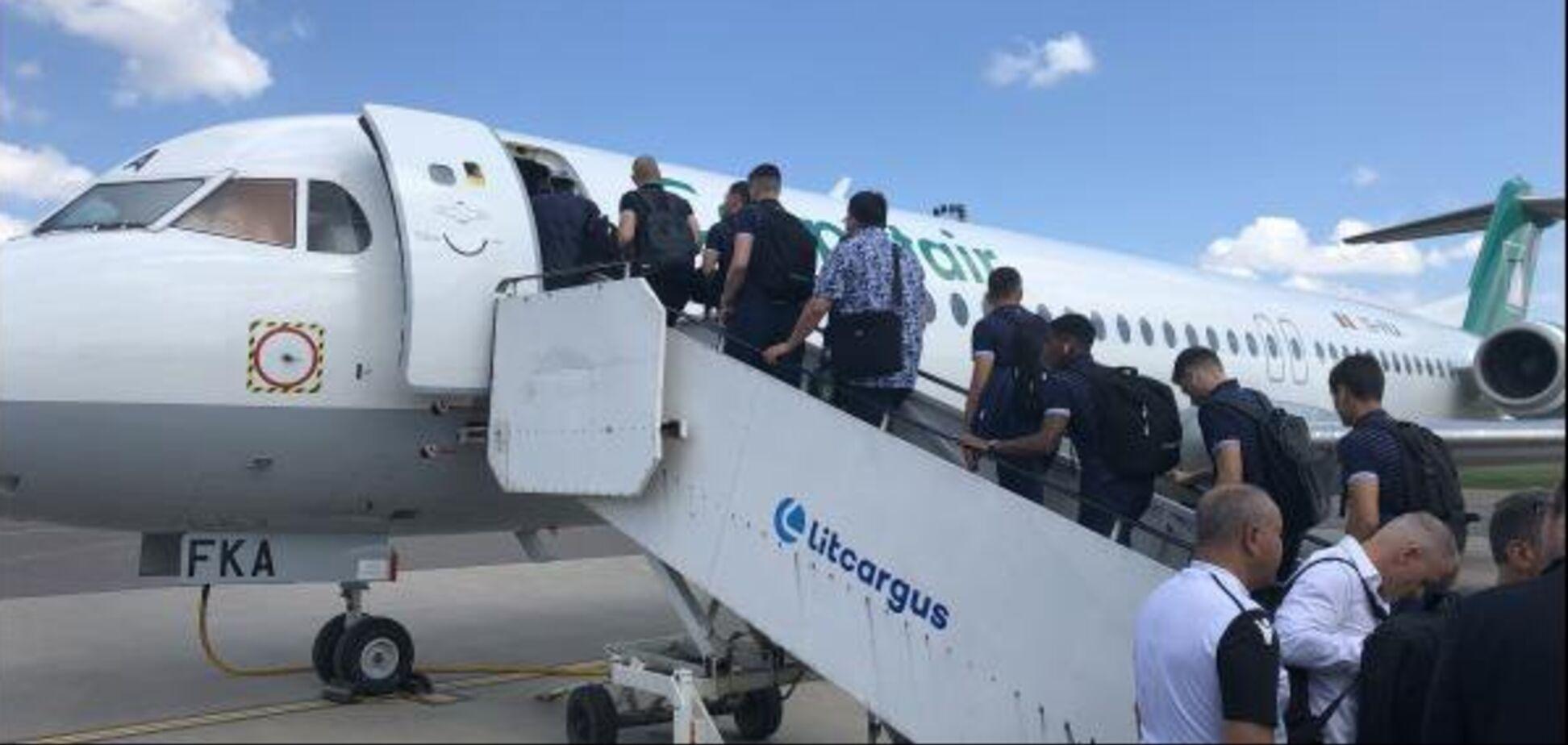 Футболисты Люксембурга отказывались вылетать во Львов: названа причина