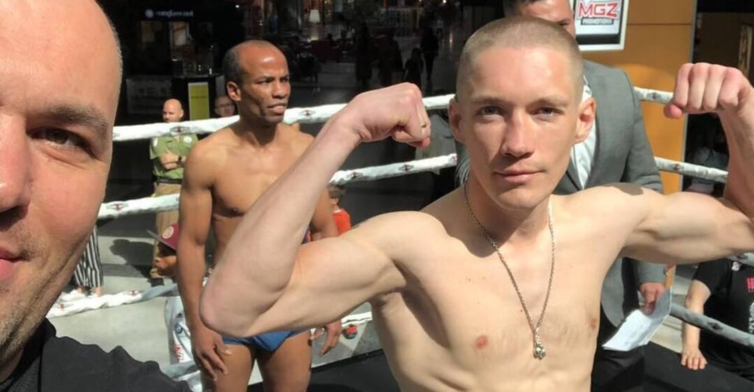 Непобедимый украинский боксер выиграл важный бой в Испании