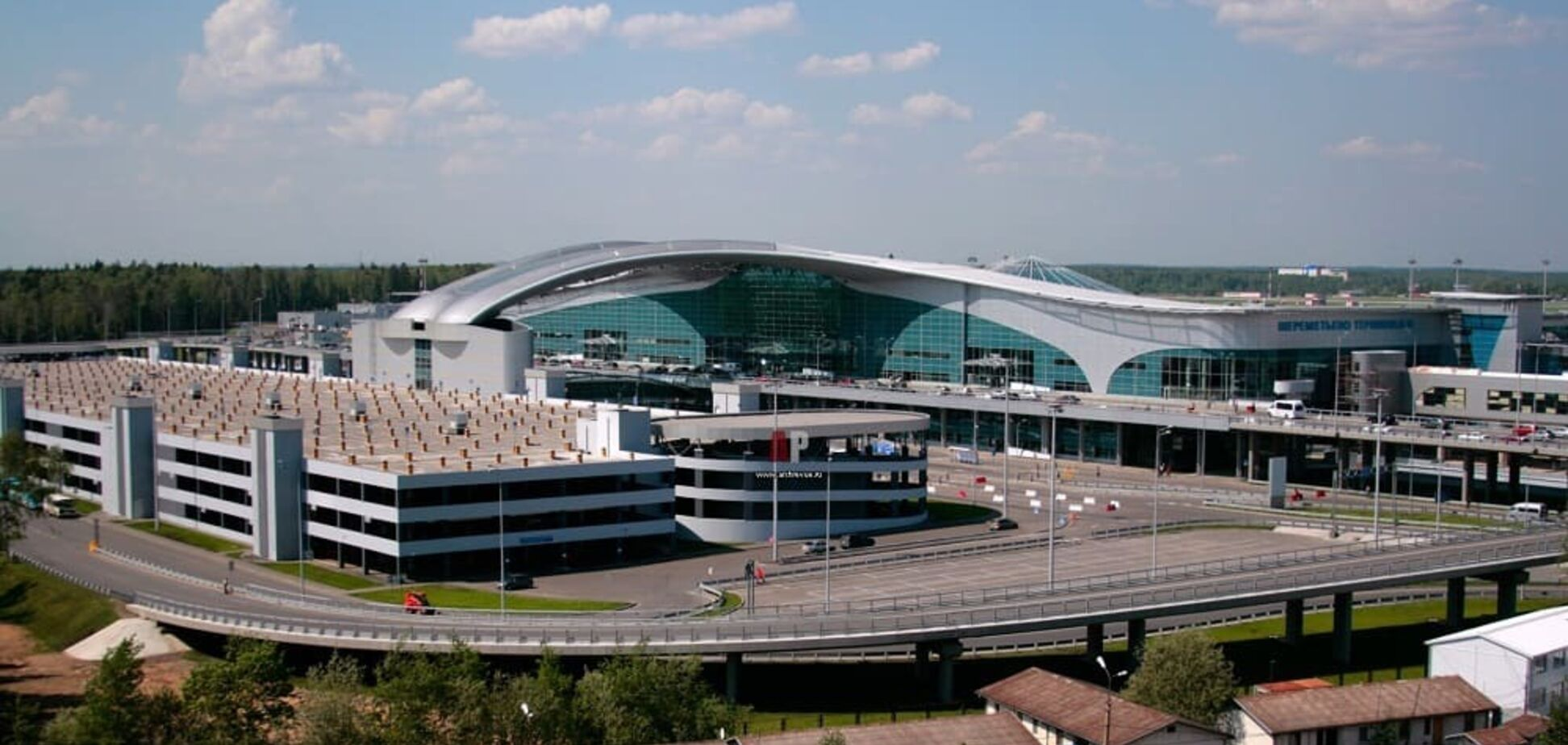 В Шереметьево потоп: опубликованы видео нового ЧП в аэропорту