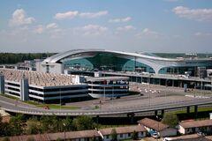 У Шереметьєво потоп: опубліковані відео нової НП в аеропорту