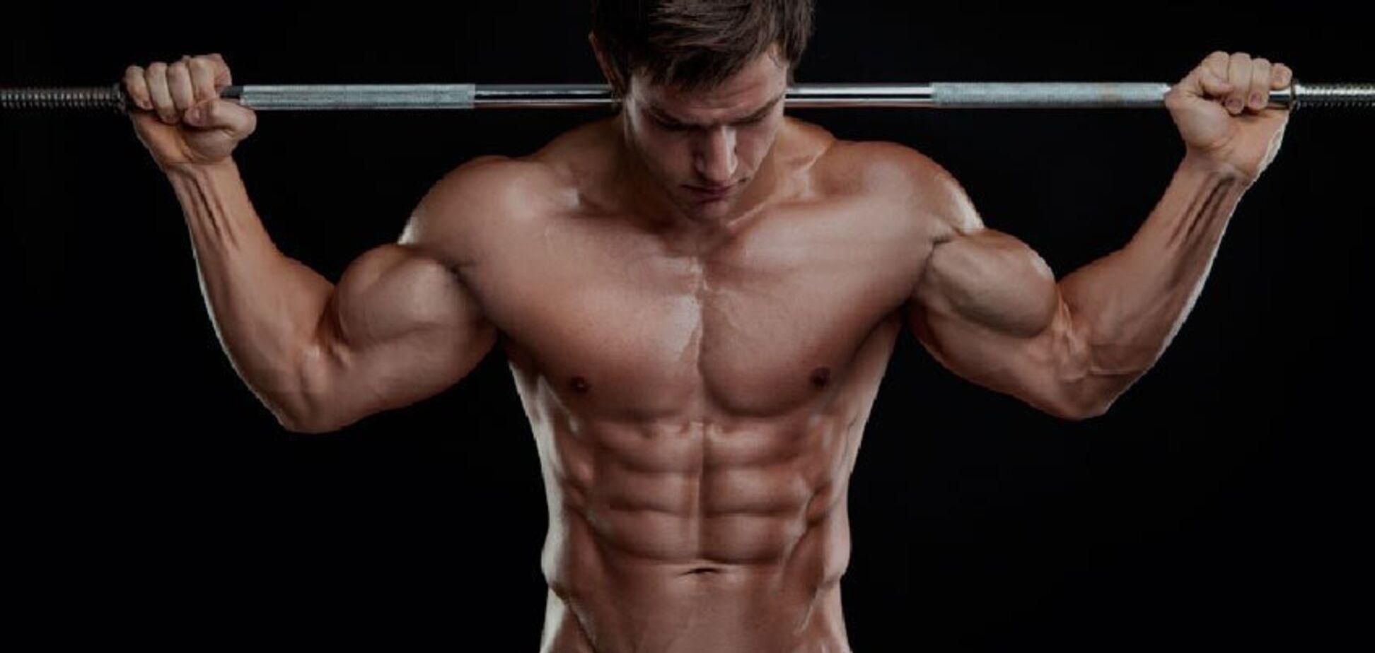 Как правильно нарастить мышцы и прокачать все тело