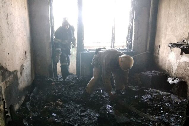 Пожежа в квартирі
