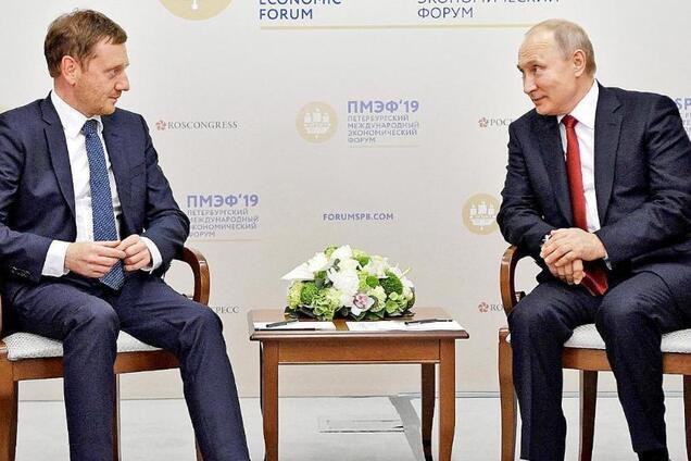Кречмер і Путін