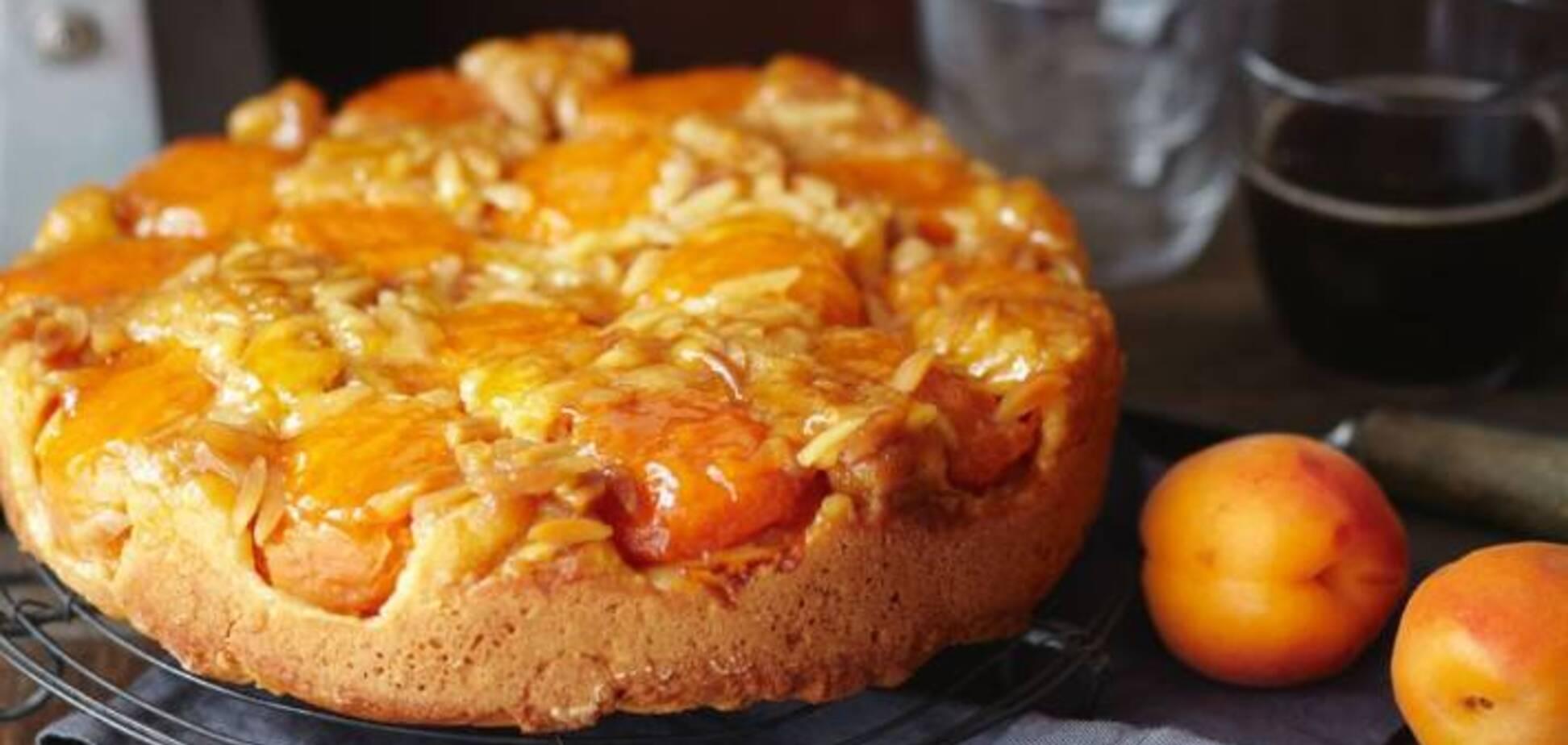 Актуальный рецепт пирога с абрикосами на кефире