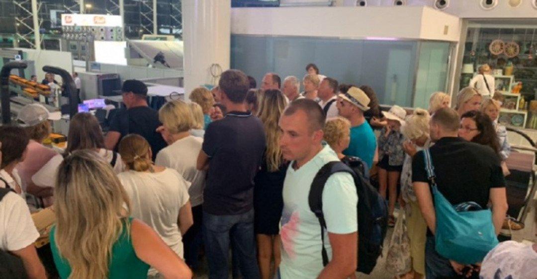 Украинские туристы застряли в Италии все подробности скандала