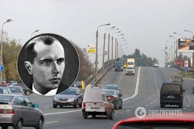 Московский проспект в Киеве
