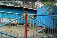 Базы отдыха на Донбассе растащили на запчасти