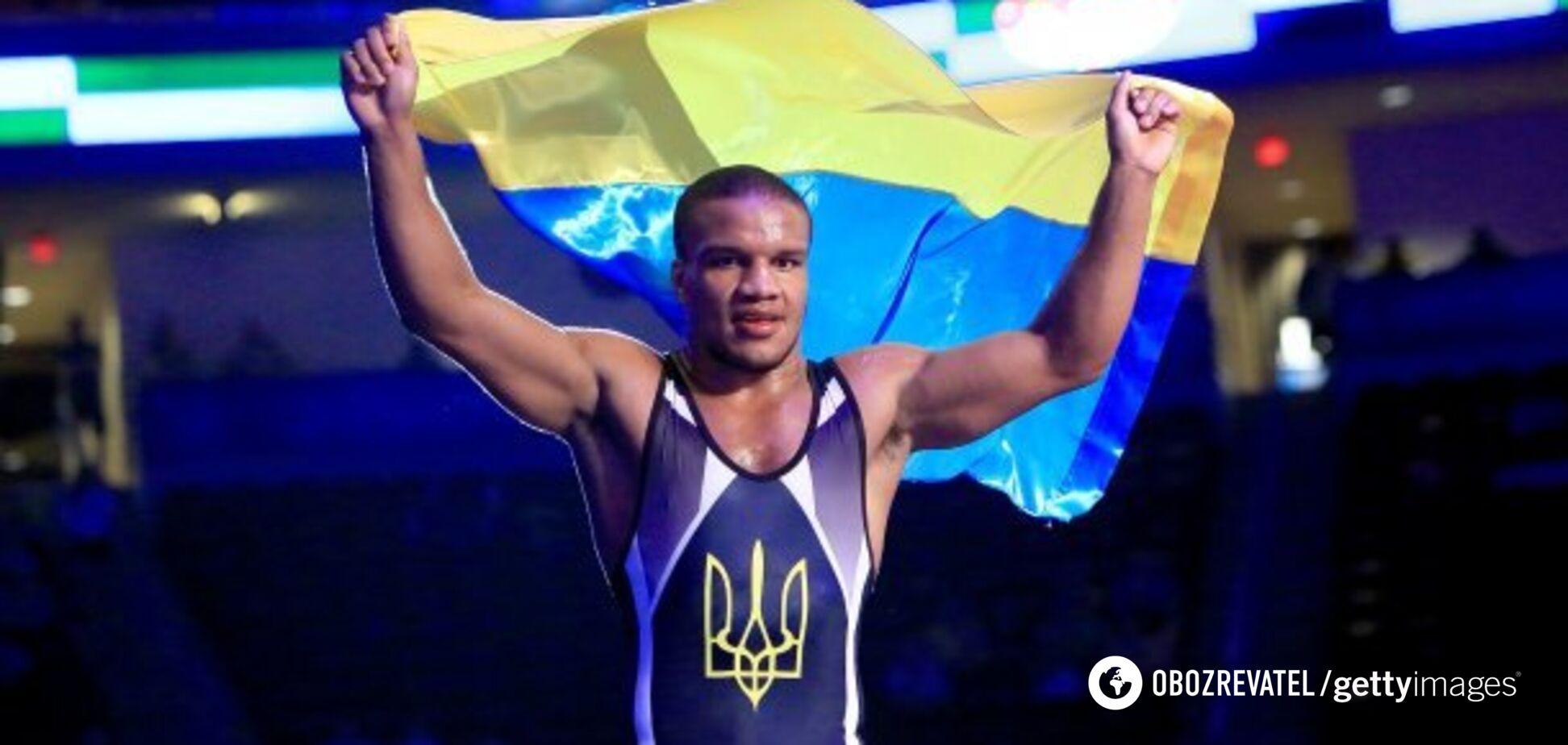 Українець Беленюк виграв 'золото' ЧС із боротьби