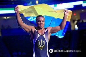 Беленюк с украинским флагом зажег в Минске на Европейских играх: эффектное видео