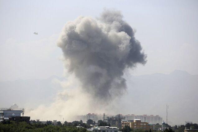 Вибух у Кабулі