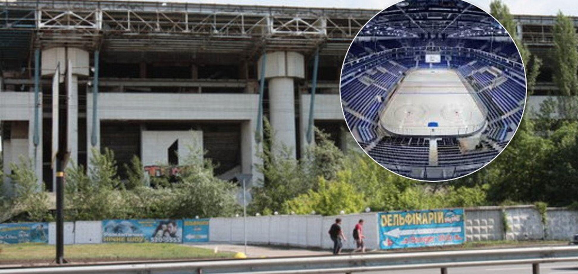 Памятник украинскому спорту: в Кабмине отказали инвестору ради коррупционной схемы?