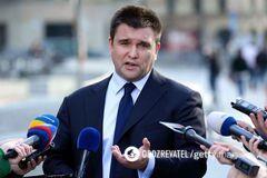 Рада отказалась рассматривать увольнение Климкина: он ушел в отпуск